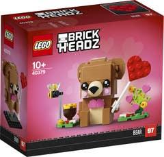 LEGO Merchandise Oso de San Valentín 40379