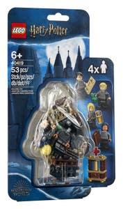LEGO® Merchandise 40419 Set de Accesorios para Alumnos de Hogwarts™
