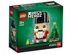 LEGO BrickHeadz Cascanueces 40425
