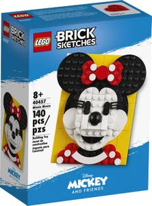 LEGO® Merchandise 40457 Minnie Mouse