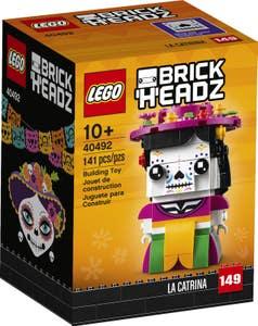 LEGO BrickHeadz La Catrina 40492
