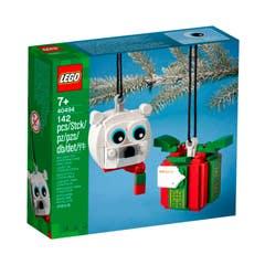 LEGO BrickHeadz Pack de Oso Polar y Regalo 40494