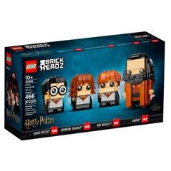 LEGO® BrickHeadz 40495 Harry, Hermione, Ron & Hagrid