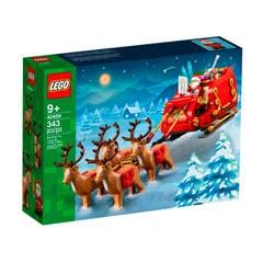 LEGO Trineo de Papá Noel 40499