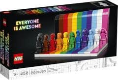 LEGO® Iconic 40516 Todo el Mundo es Fabuloso