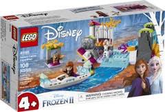 LEGO® Disney Frozen 41165 Expedición en Canoa de Anna