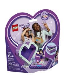 LEGO® Friends 41355 Caja Corazón de Emma