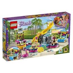Lego 41374 Fiesta en la Alberca de Andrea