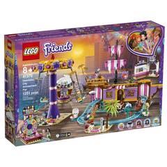 LEGO® Friends 41375 Muelle de la Diversión de Heartlake City