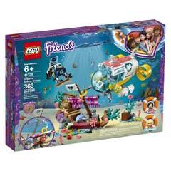 LEGO® Friends 41378 Misión de Rescate: Delfines