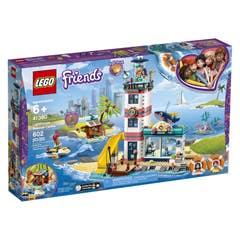 LEGO® Friends 41380 Centro de Rescate del Faro