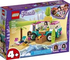 Lego 41397 Bar de Jugos Móvil