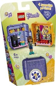 LEGO Cubo de Juegos de Andrea 41400