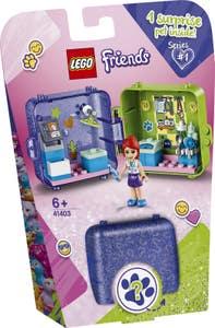 LEGO Cubo de Juegos de Mia 41403