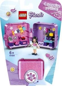 LEGO Friends Cubo-Tienda de Juegos de Emma 41409