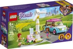 LEGO Friends Coche Eléctrico de Olivia 41443