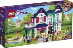 LEGO® Friends 41449 Casa Familiar de Andrea