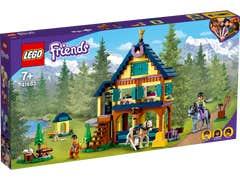 LEGO Friends Bosque: Centro de Equitación 41683