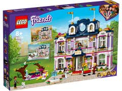 LEGO Friends Gran Hotel de Heartlake City 41684