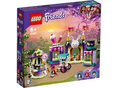 LEGO Friends Mundo de Magia: Puestos de Feria 41687