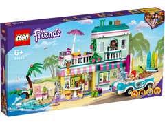LEGO Friends Casa en la Costa 41693
