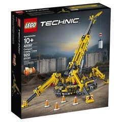 LEGO® Technic 42097 Grúa sobre Orugas Compacta