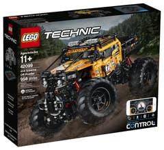 LEGO Vehículo Todoterreno 4x4 X-Treme 42099