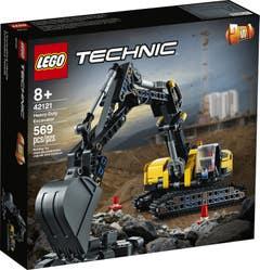 LEGO® Technic 42121 Excavadora Pesada