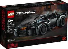 PREVENTA LEGO Technic The Batman Batmobile 42127