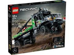 LEGO Technic Camión de Trial 4x4 Mercedes-Benz Zetros 42129