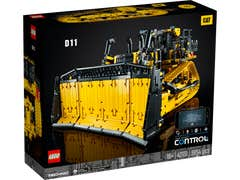LEGO Technic Bulldozer Cat D11T Controlado por App 42131