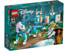 LEGO Raya y el Dragón Sisu 43184