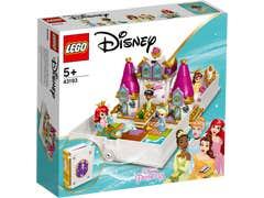 LEGO Disney Cuentos e Historias: Ariel, Bella, Cenicienta y Tiana
