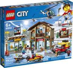 LEGO® City Town 60203 Estación de Esquí