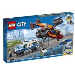 LEGO® City Police 60209 Policía Aérea: Robo del Diamante