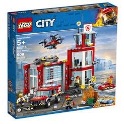 LEGO® City Fire 60215 Parque de Bomberos