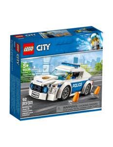 LEGO® City 60239 Auto Patrulla de la Policía