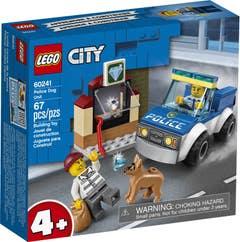 Lego 60241 Policía: Unidad Canina