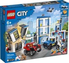 Lego 60246 Estación de Policía