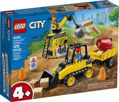 LEGO® City Great Vehicles 60252 Buldócer de Construcción