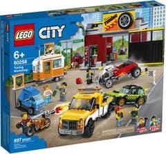 Lego 60258 Taller de Tuneado