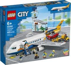 LEGO® City Airport 60262 Avión de Pasajeros