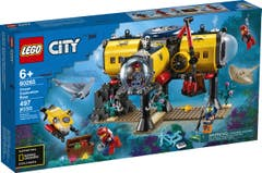 LEGO® City Oceans 60265 Océano: Base de Exploración
