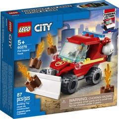 LEGO® City Fire 60279 Furgoneta de Asistencia de Bomberos