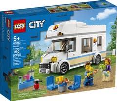 LEGO® City Great Vehicles 60283 Autocaravana de Vacaciones