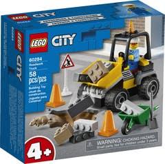 LEGO® City Great Vehicles 60284 Vehículo de Obras en Carretera