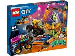 LEGO City Espectáculo Acrobático: Arena 60295