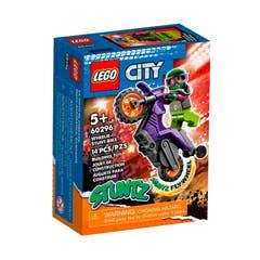 LEGO City Moto Acrobática: Rampante 60296