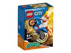 LEGO City Moto Acrobática: Cohete 60298
