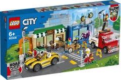 LEGO® City Community 60306 Calle de Tiendas